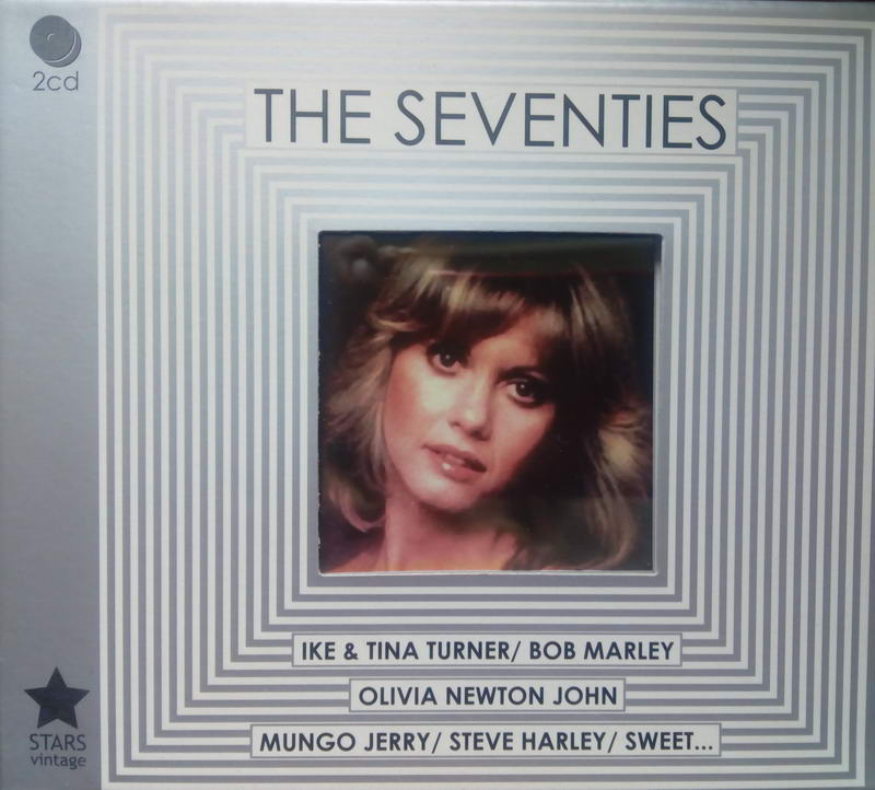 The Seventies CD