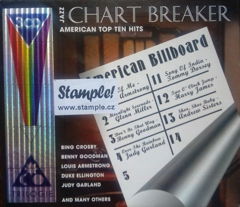 Chart Breaker: American top ten hits - 3CD