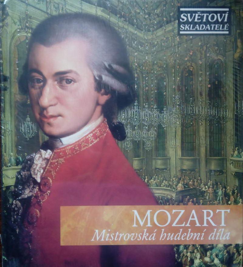 Mozart: Mistrovská hudební díla - CD