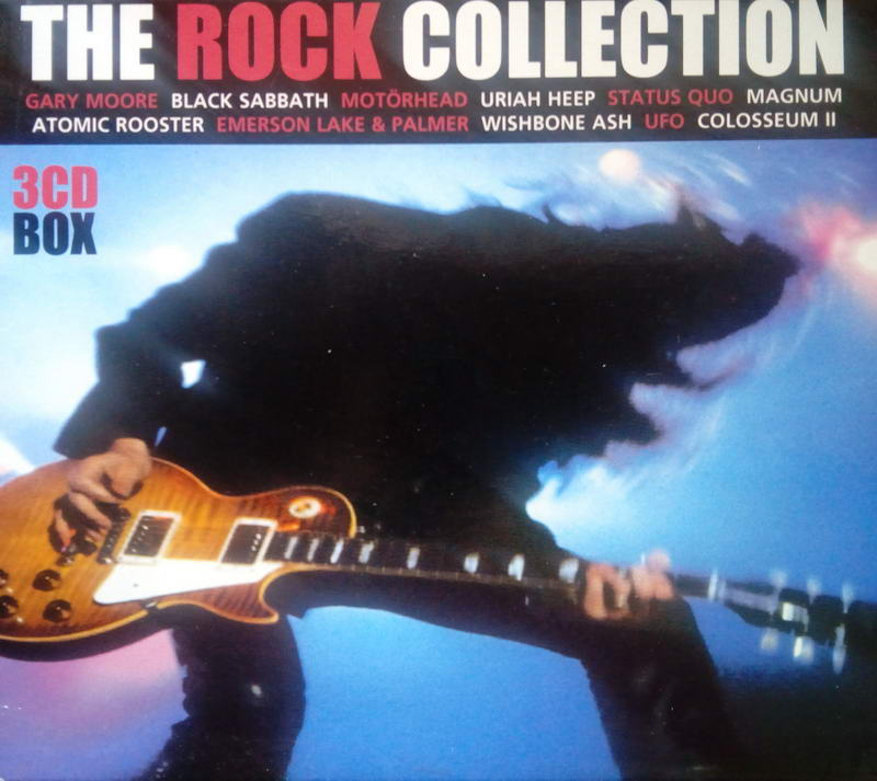 The rock collection - 3CD