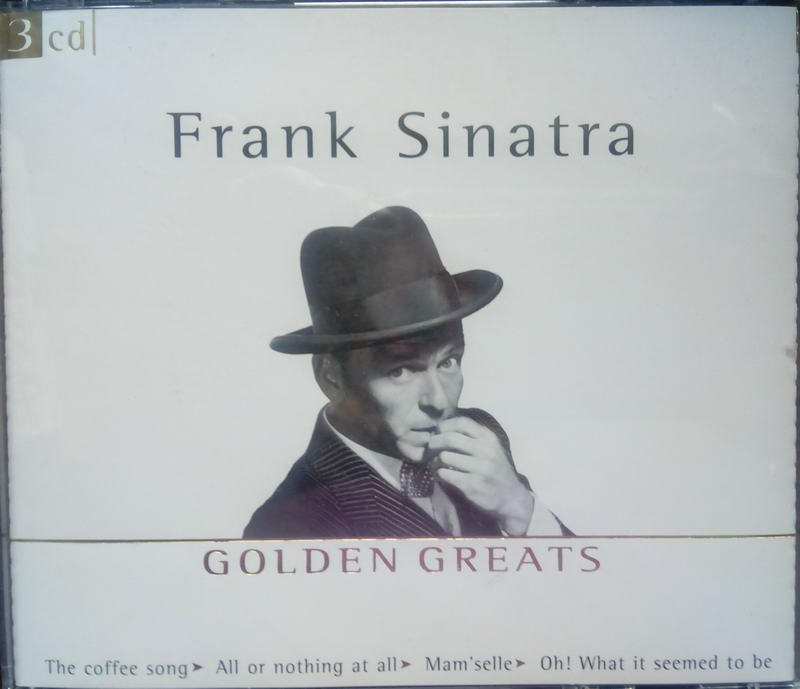 Frank Sinatra: Golden greats - 3CD