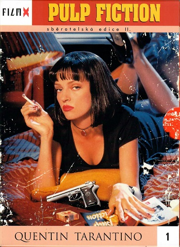 Pulp Fiction - digipack DVD FilmX 1