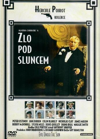 Zlo pod sluncem ( plast ) - DVD