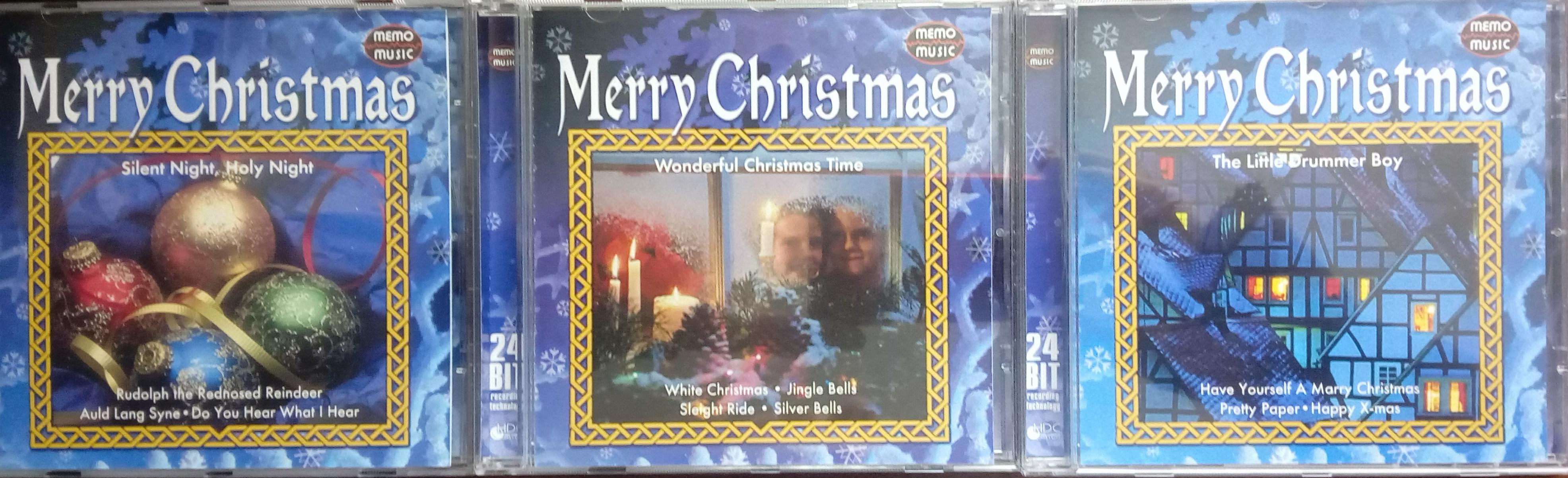Merry Christmas - 3CD