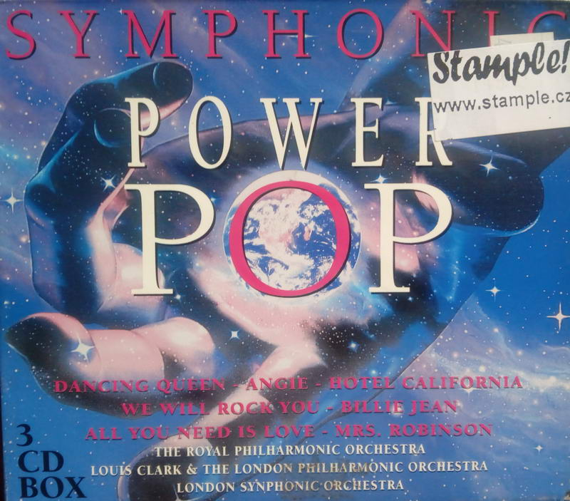 Symphonic Power Pop - 3CD