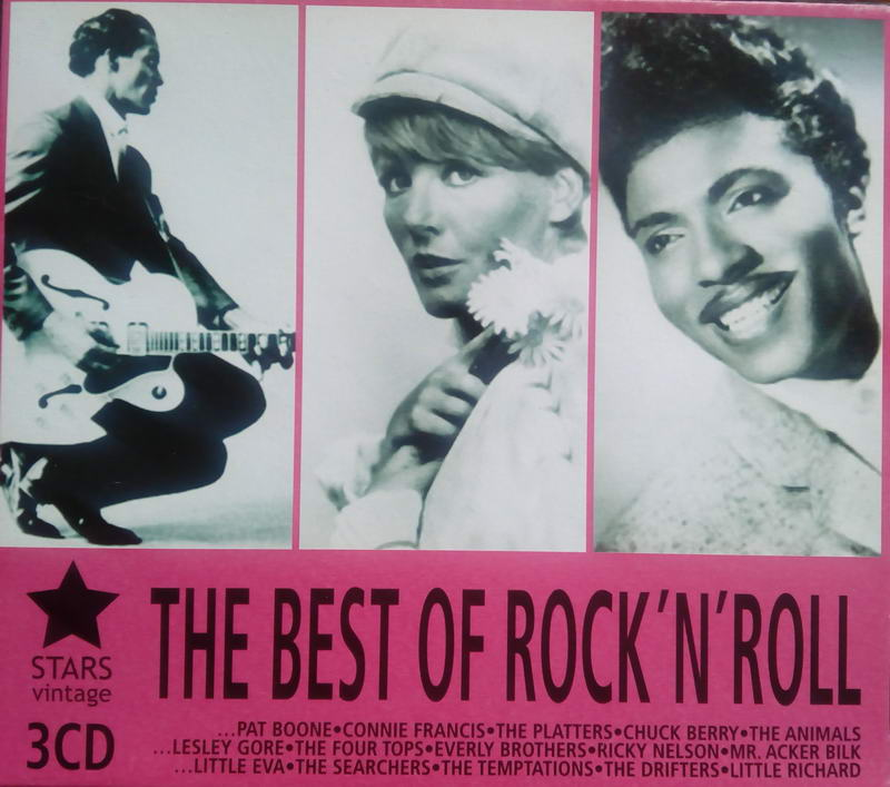 The Best of Rock´n´Roll- 3CD