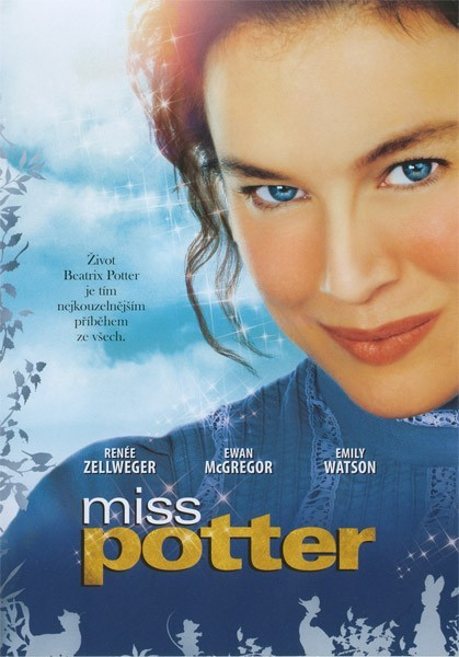 Miss Potter (plast) - DVD