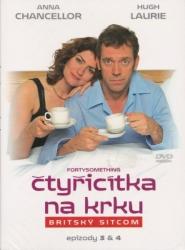 Čtyřicítka na krku - epizody 3,4 - DVD