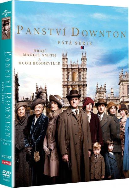 Panství Downton 5. série