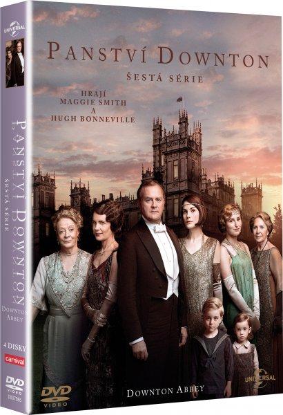 Panství Downton 6. série