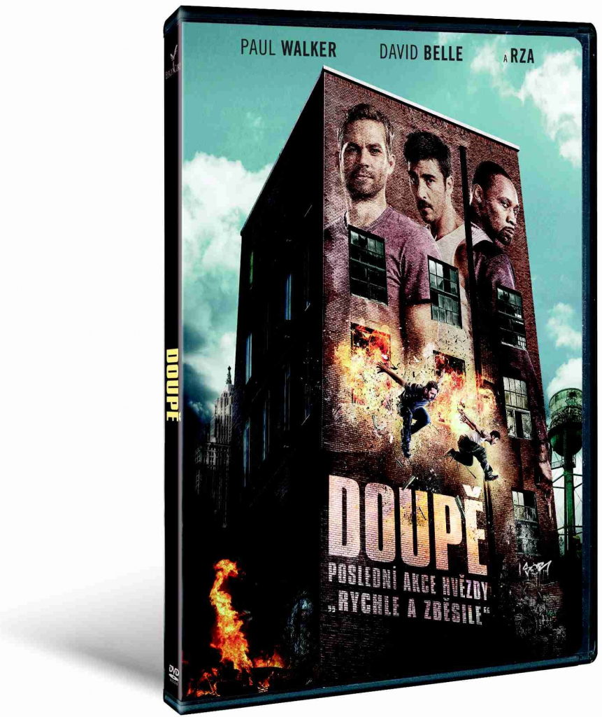 Doupě ( plast ) - DVD