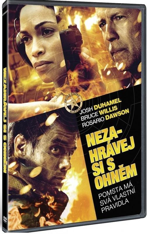 Nezahrávej si s ohněm ( plast ) - DVD