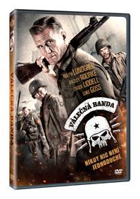 Válečná banda - DVD