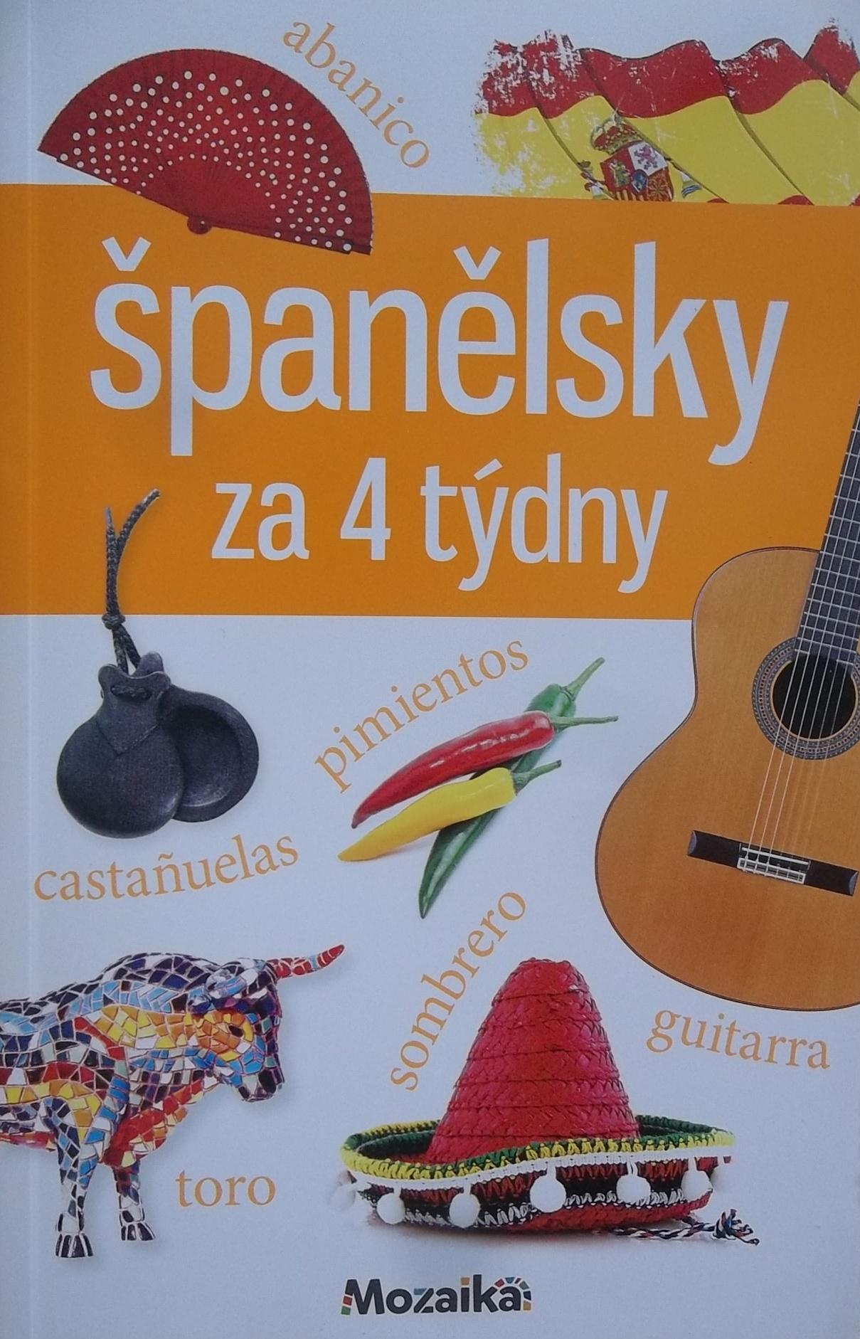 Španělsky za 4 týdny