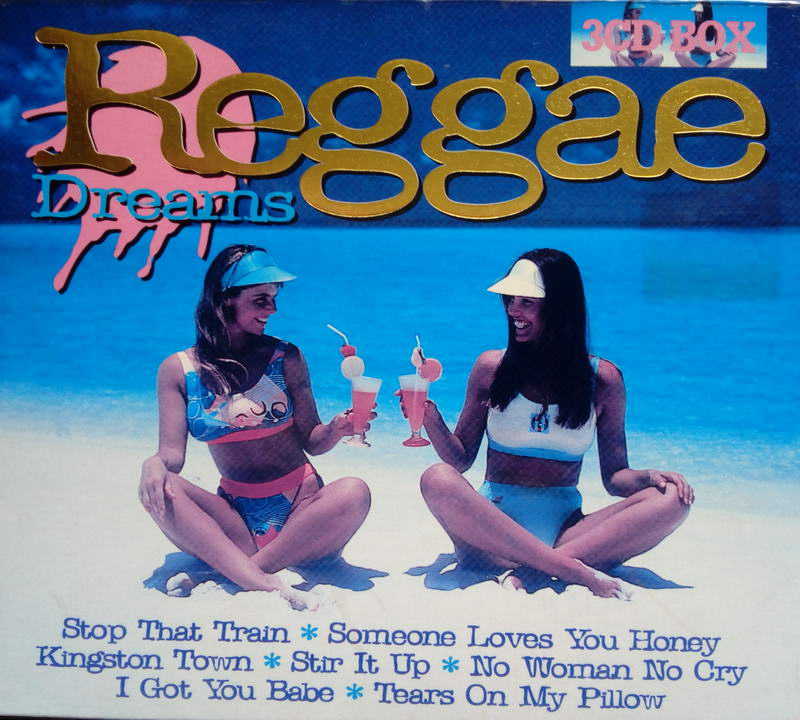 Reggae dreams - 3CD