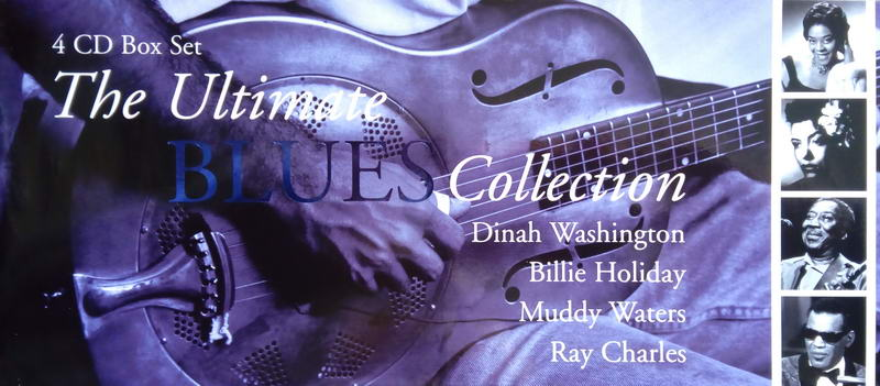 The Ultimate Blues collection - 4CD