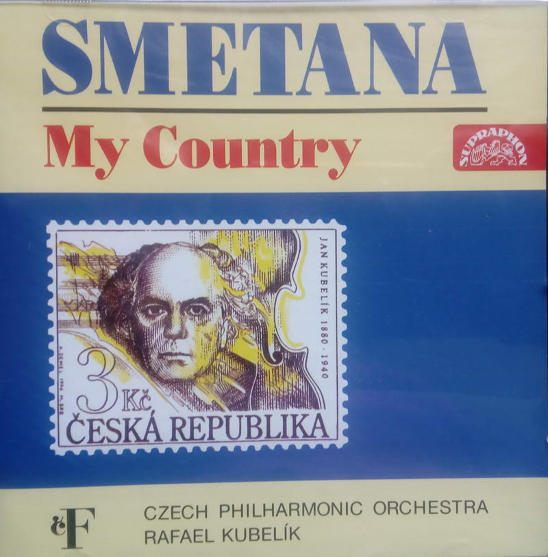 Smetana: My country - CD