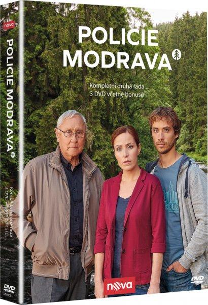 POLICIE MODRAVA 2. série