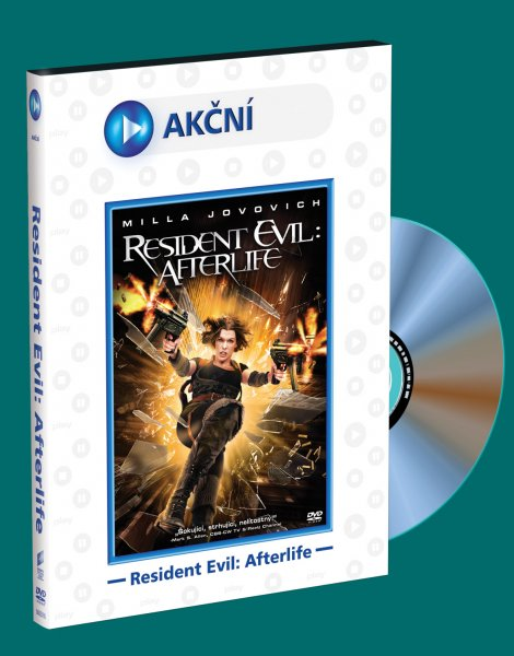 Resident Evil: Afterlife - DVD