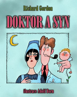 Doktor a syn - Richard Gordon