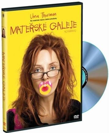 Mateřské galeje - DVD