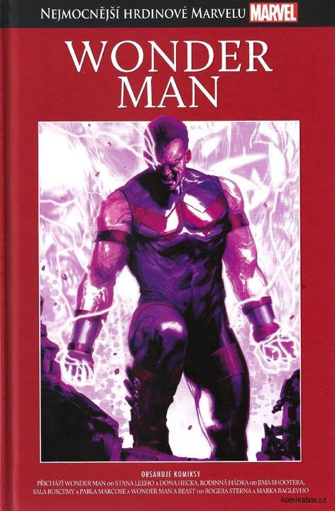 Nejmocnější hrdinové Marvelu - Wonder Man (hřbet39)