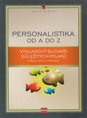 Personalistika od A do Z - David Martin