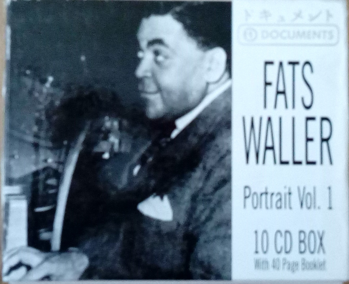 Fats Waller - Portrait Vol. 2 - 10CD