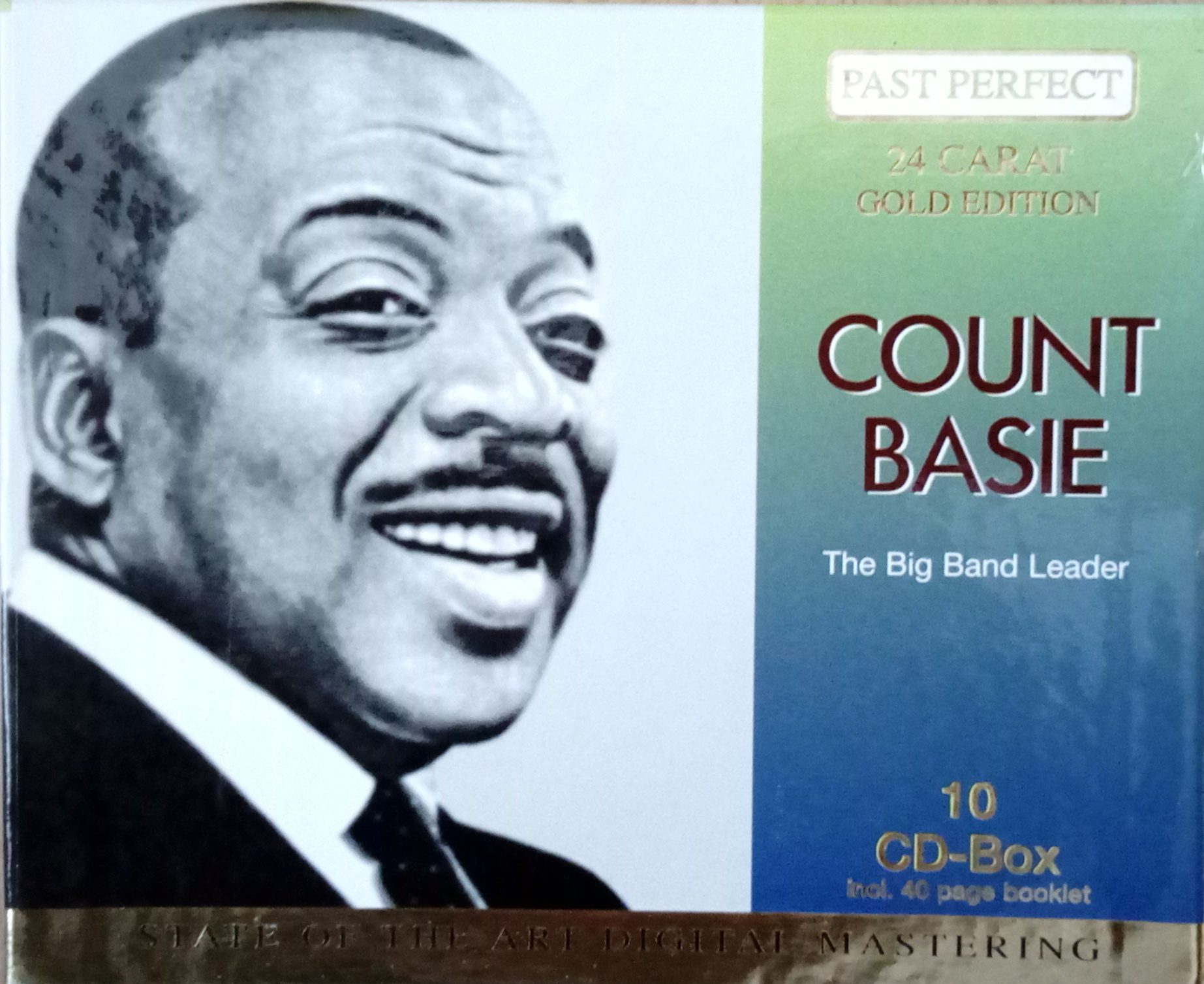 Count Basie - The big Band Leade 10CD