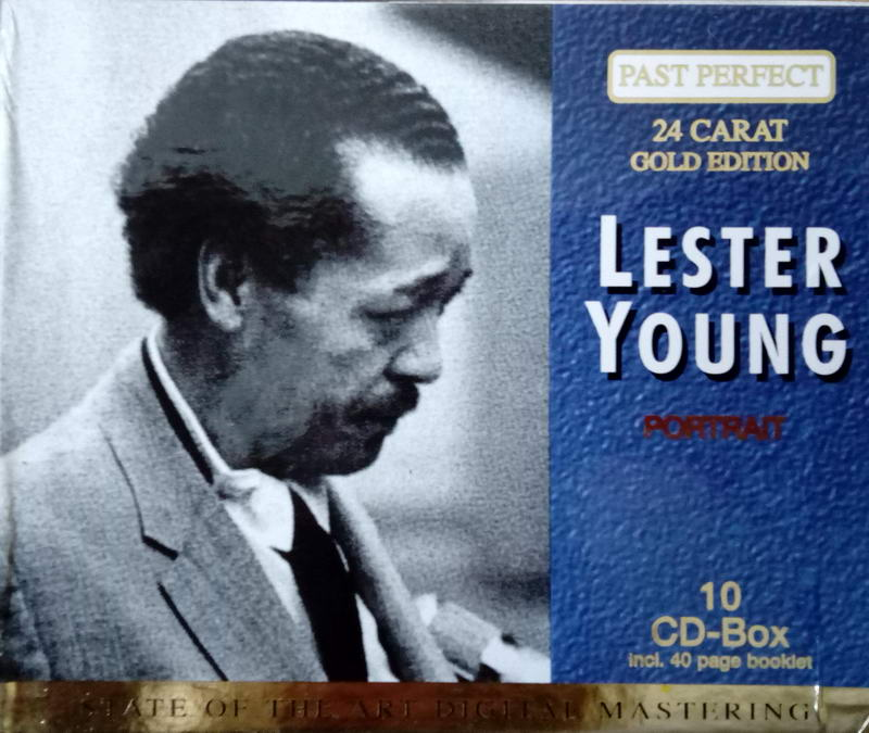 Lester Young - Portrait 10CD