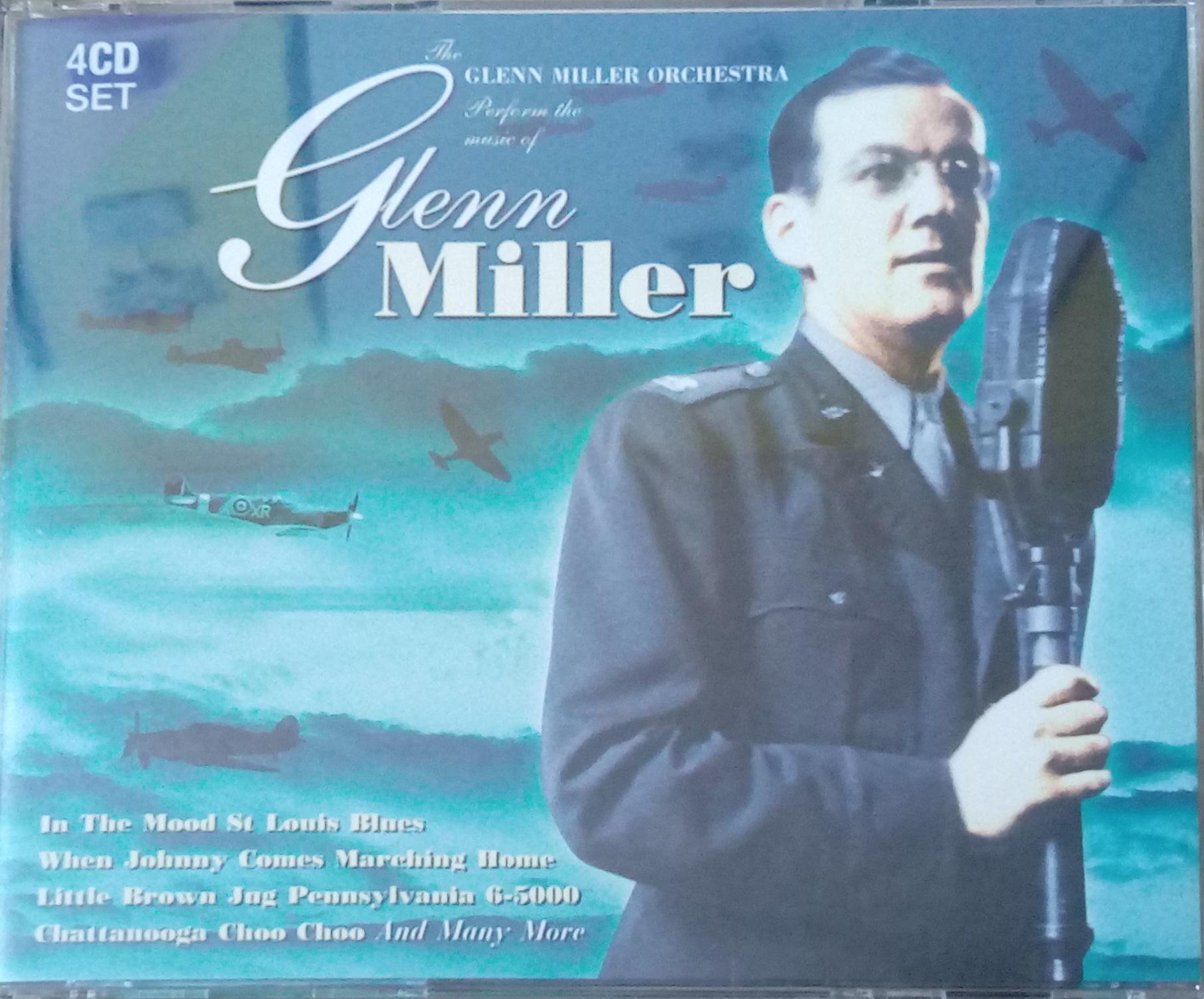 Glenn Miller 4CD