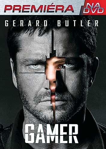 Gamer ( plast ) - DVD