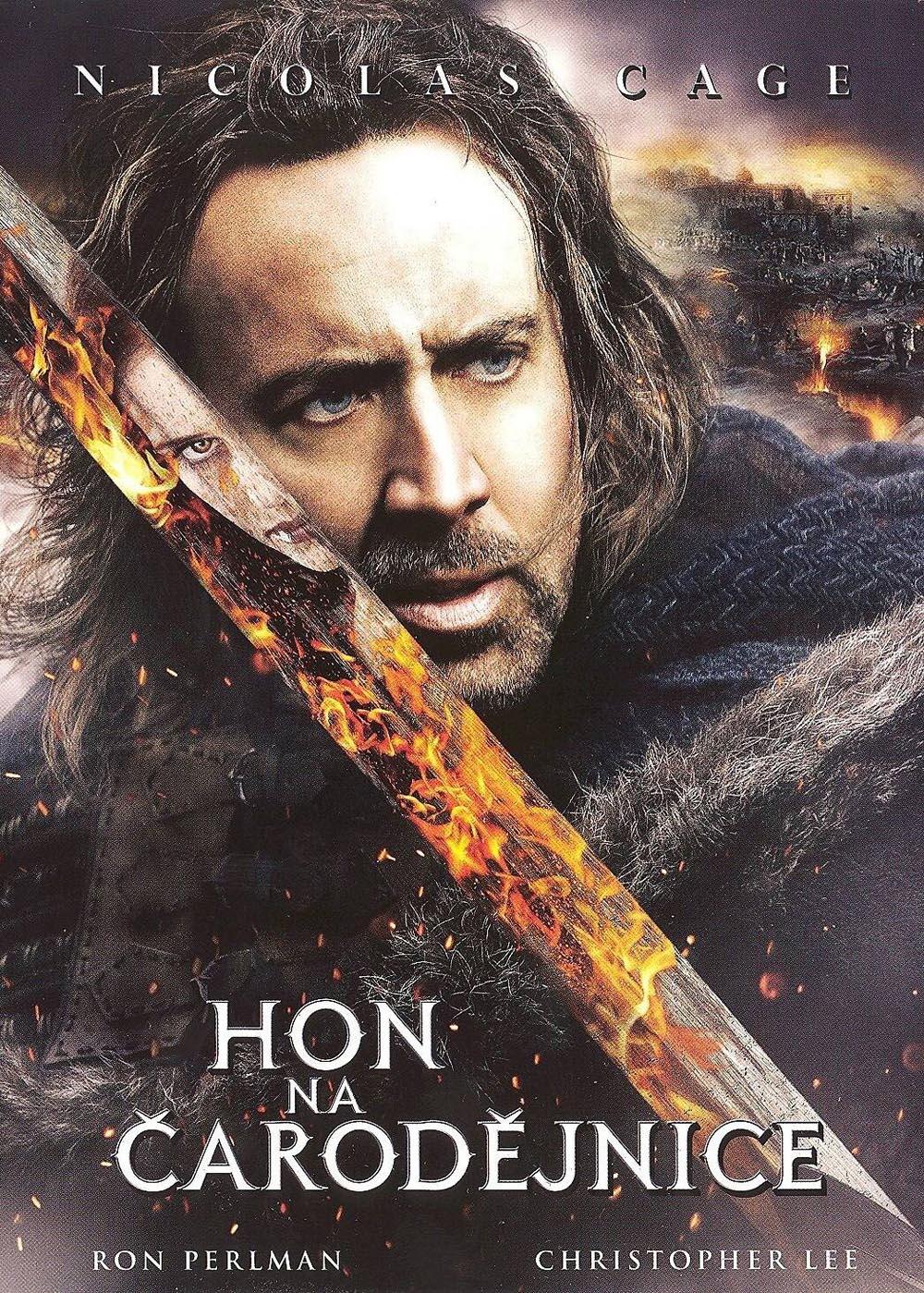 Hon na čarodějnice ( plast ) - DVD