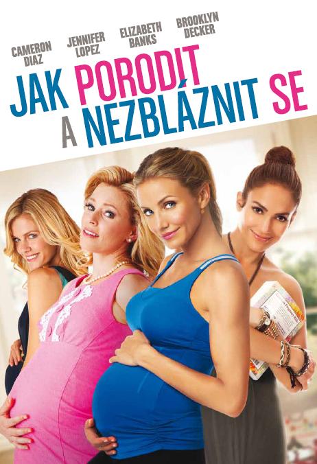 Jak porodit a nezbláznit se ( plast ) - DVD