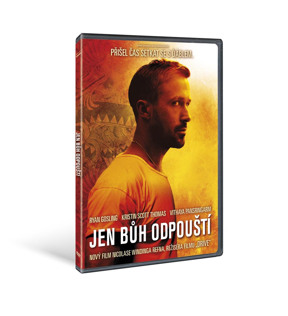 Jen Bůh odpouští ( slim ) - DVD