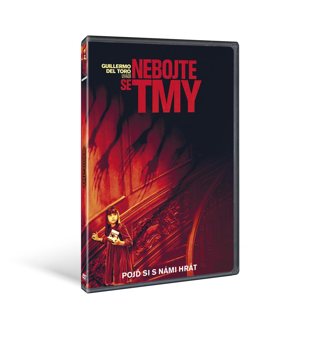 Nebojte se tmy ( plast ) - DVD
