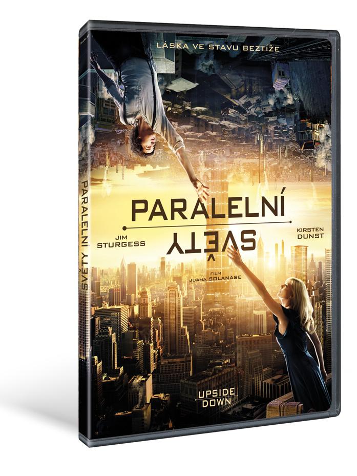 Paralelní světy ( plast )  - DVD