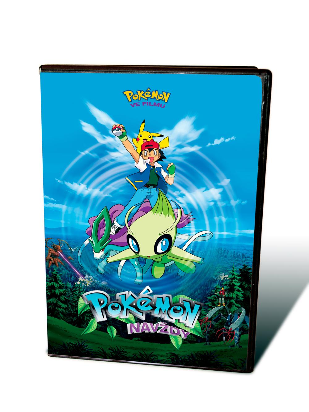 Pokémon navždy ( plast ) - DVD