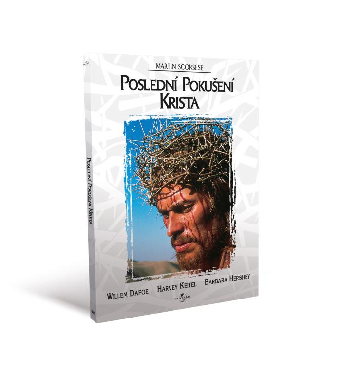 Poslední pokušení Krista ( digipack ) - DVD