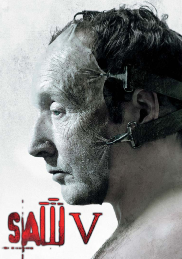 Saw 5 ( plast ) - DVD