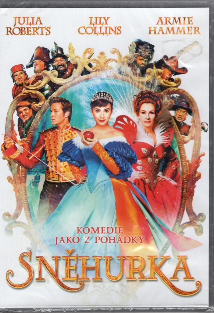 Sněhurka ( plast ) - DVD