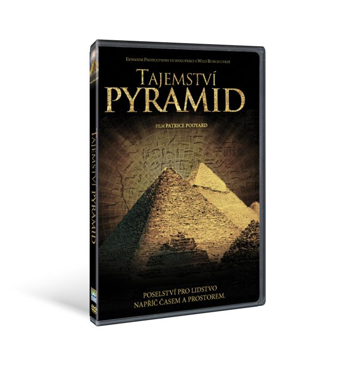 Tajemství pyramid ( Plast ) - DVD