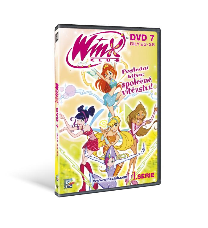 Winx Club 7 (23.-26.) - DVD