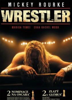 Wrestler ( plast ) - DVD