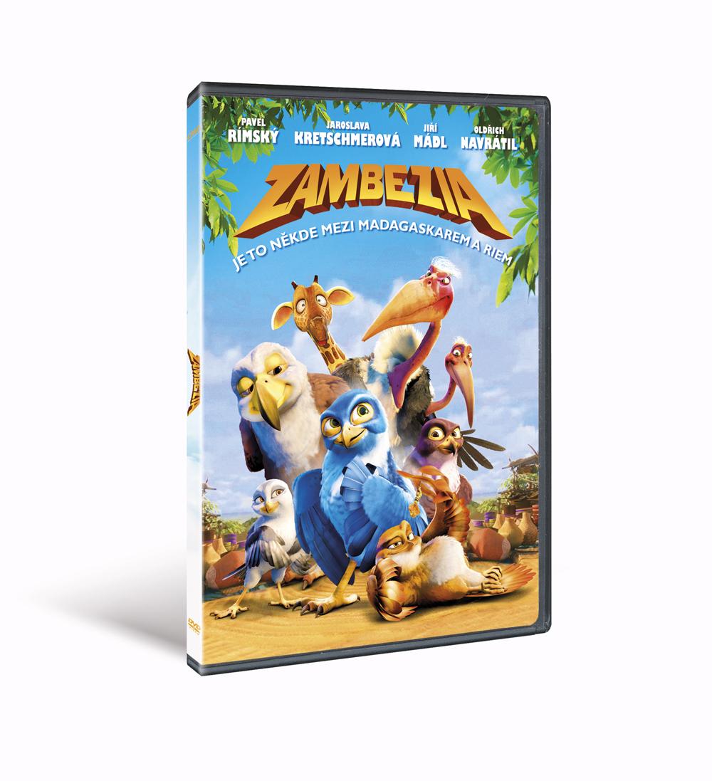 Zambezia ( slim ) - DVD