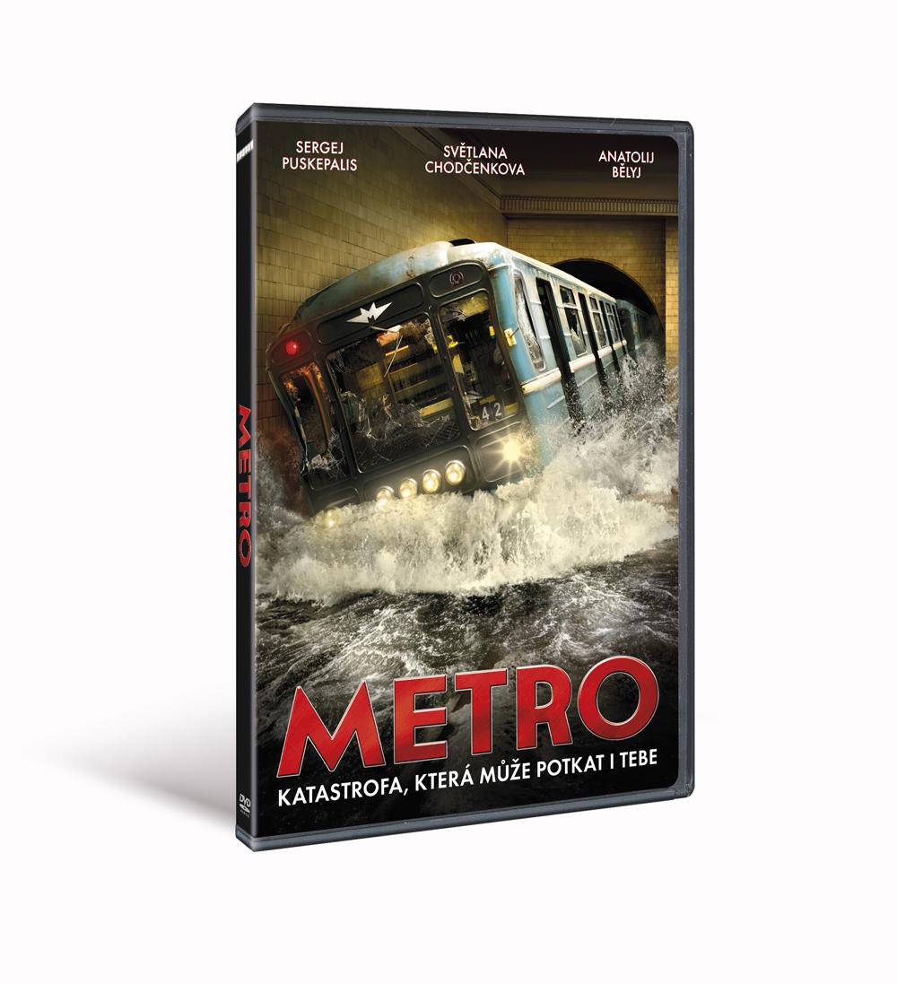 Metro ( plast ) - DVD