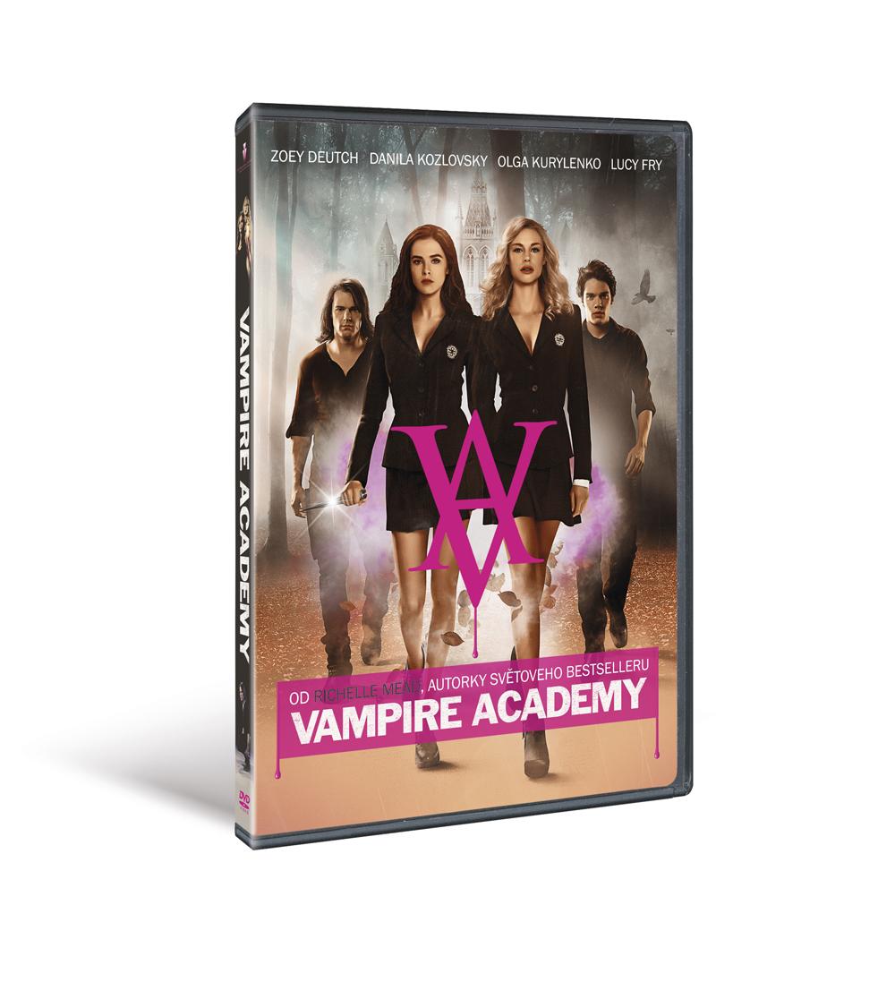 Vampire Academy ( plast ) - DVD