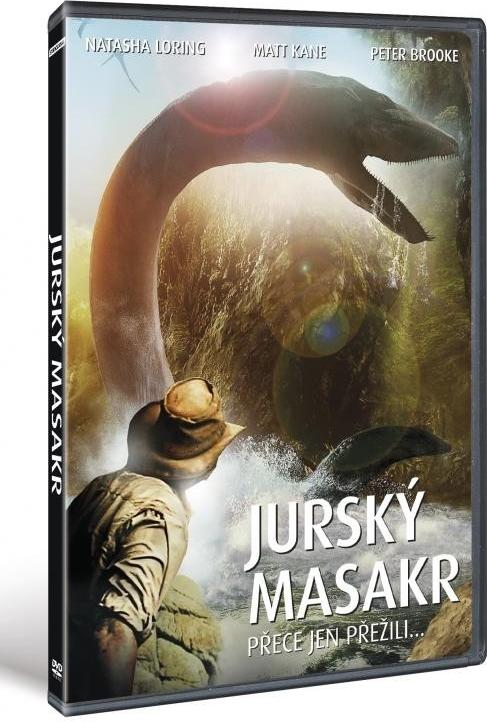 Jurský masakr ( plast ) - DVD