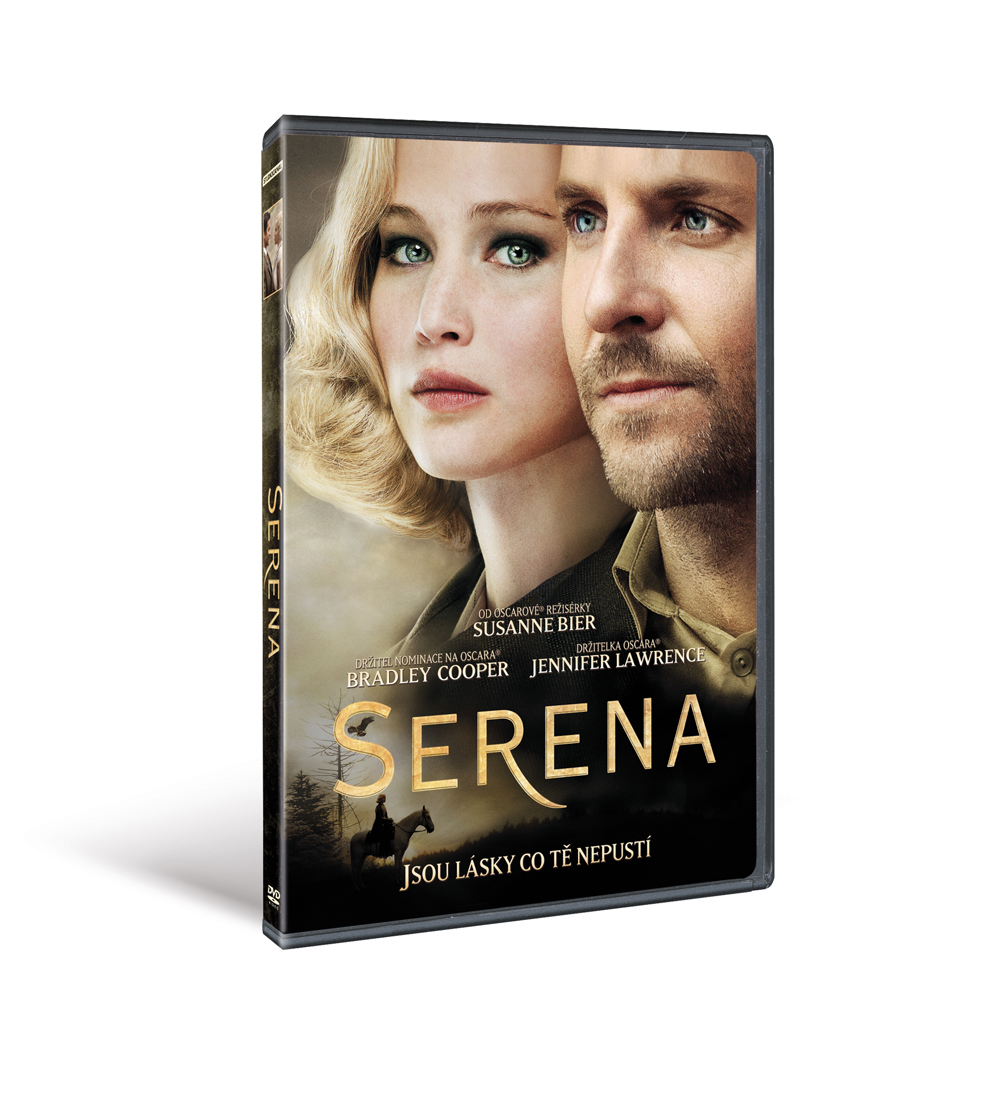 Serena ( plast ) - DVD