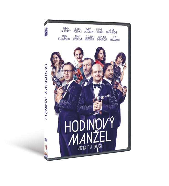 Hodinový manžel ( plast ) - DVD